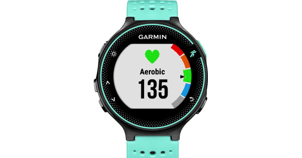 Garmin Forerunner 235 HRM Ice Blue/Black