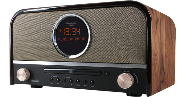 Soundmaster NR850 Brown