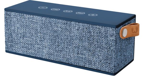 Fresh 'n Rebel Rockbox Brick Fabriq Edition Bleu