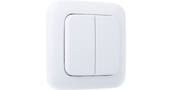 Smartwares 2-channel wall switch