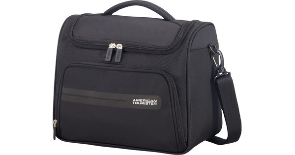 American Tourister Summer Voyager Beauty Case Volt Black
