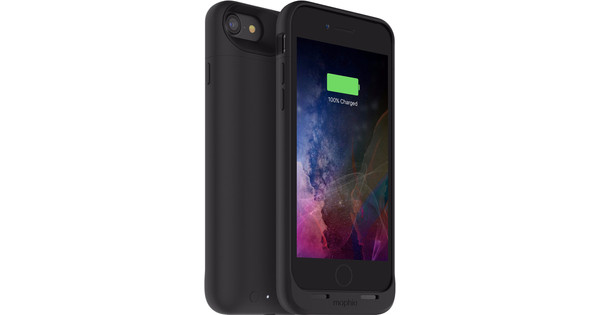 Mophie Juice Pack Air Apple Iphone 7 8 Black Coolblue Before 23 59 Delivered Tomorrow Keepin' it 💯 leading the way in portable power and wireless charging. mophie juice pack air apple iphone 7 8 black