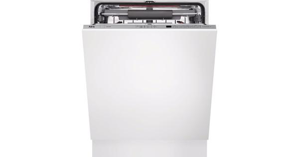 AEG FSE63700P / Encastrable / Entièrement intégré / Hauteur de niche 82 - 90 cm