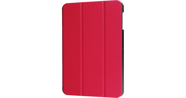 Just in Case Book Case Tri-Fold Samsung Galaxy Tab A 10,1 (2016/2018) Rouge
