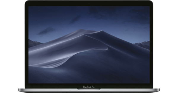 Apple MacBook Pro 13'' (2017) MPXT2FN/A Space Gray Azerty