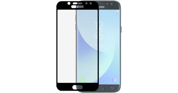 Azuri Samsung Galaxy J3 (2017) Protège-écran Verre trempé Noir