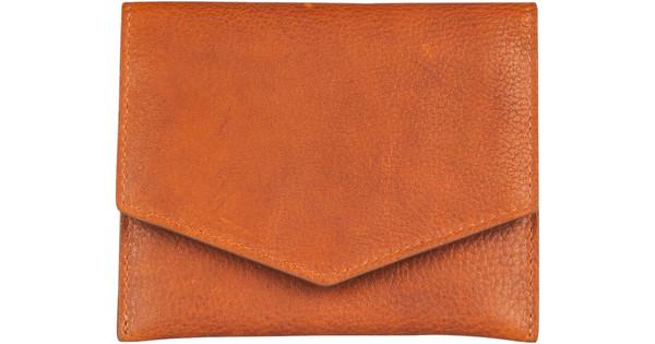 Burkely Antique Avery Wallet Enveloppe Cognac