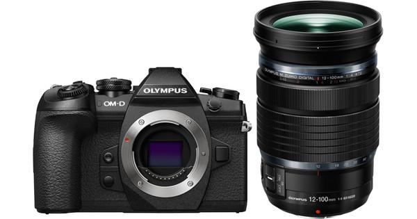 Olympus OM-D E-M1II + 12-100mm f/4 Pro