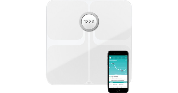 Fitbit Aria 2 Balance Blanc