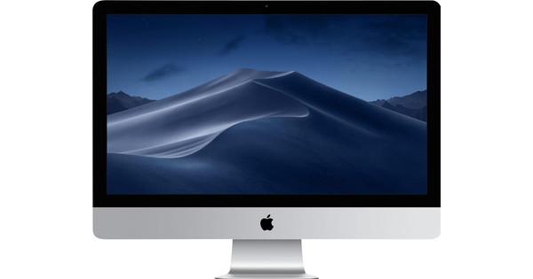 "Apple iMac 27"" (2017) MNE92N/A 3,4GHz 16GB/512GB AZERTY"