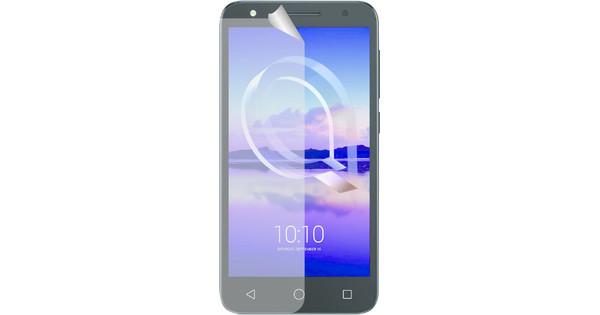 Azuri Protège-écran en Plastique pour Alcatel U5 HD Lot de 2