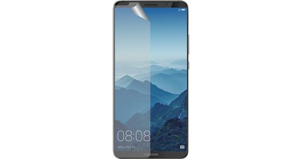 Azuri Huawei Mate 10 Pro Protège-écran Plastique Lot de 2