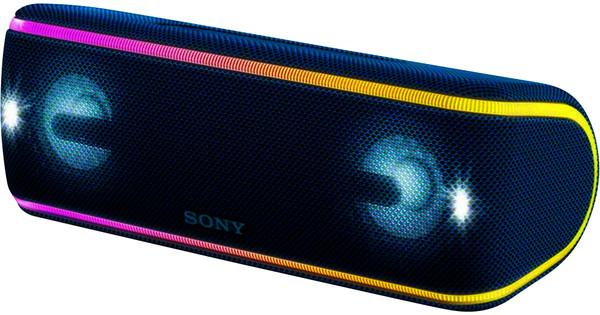 Sony SRSXB41 Bleu