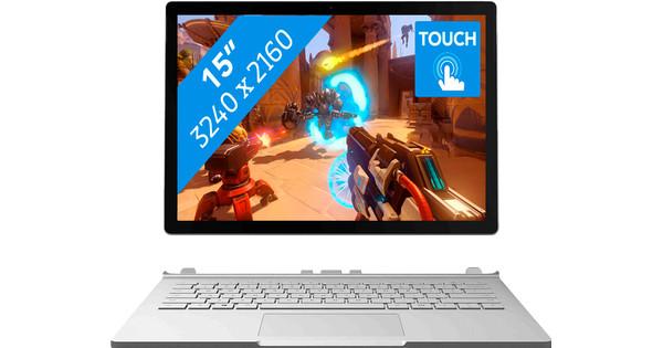 "Microsoft Surface Book 2 - 15"" - i7 - 16GB - 512GB FR Azerty"