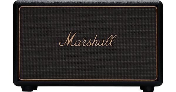 Marshall Acton Enceinte Wi-Fi Noir