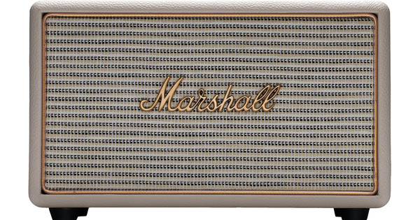 Marshall Acton WiFi Speaker Cream
