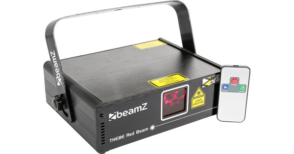 Beamz Thebe Laser Red