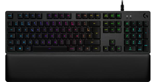 Logitech G513 Linear Mechanical Gaming Keyboard AZERTY