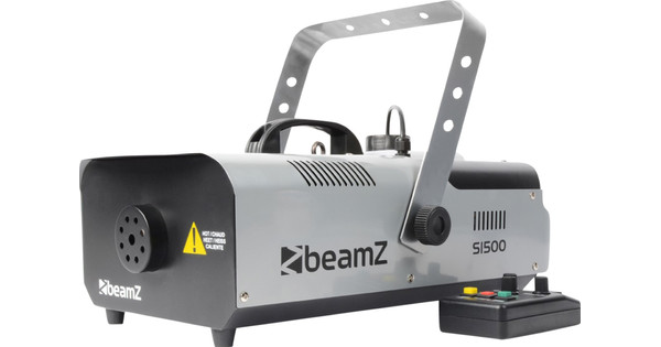Beamz S1500 Smoke Machine