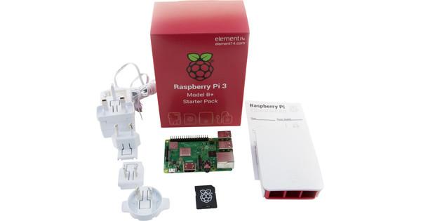 Raspberry Pi 3 Modèle B+ Kit de démarrage