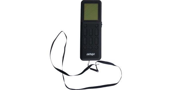 Ledgo LG-RC24C 2.4G Wifi Remote LG-A34 (Bi-Color)