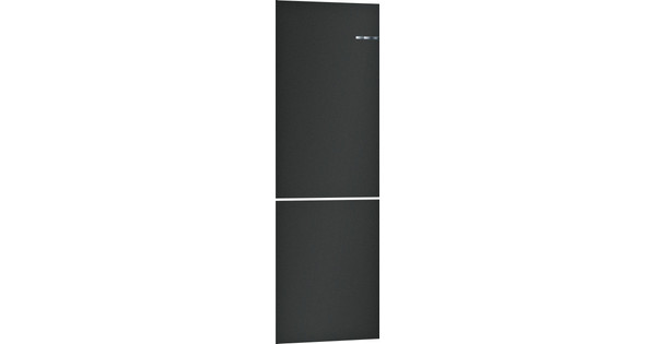 Bosch KSZ1BVZ00 Vario Style Panneau porte Noir mat