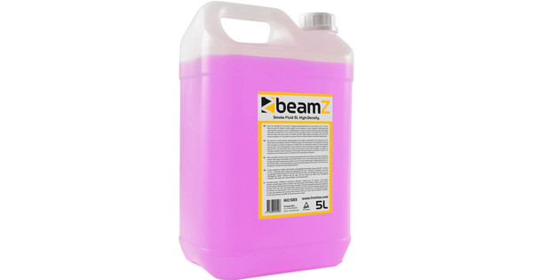 BeamZ Smokefluid High Density Standard 5 Litres