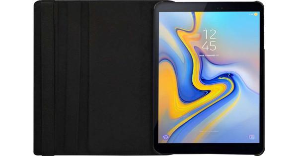 Just in Case Coque rotative Samsung Galaxy Tab A 10.5 Noir