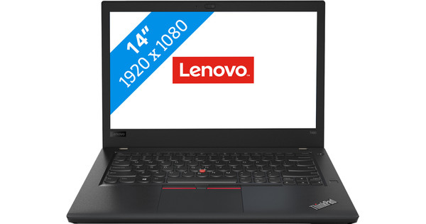 Lenovo Thinkpad T480 i5 - 8GB - 256GB SSD Azerty