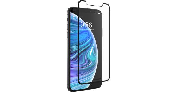 InvisibleShield Curved Glass Protège-écran en verre pour iPhone Xs
