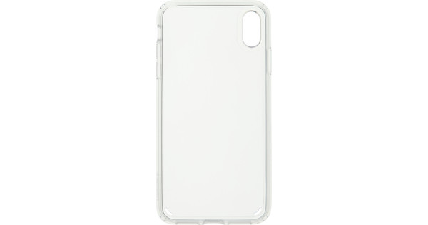 Spigen Ultra Hybrid iPhone Xs Max Back Cover Transparent