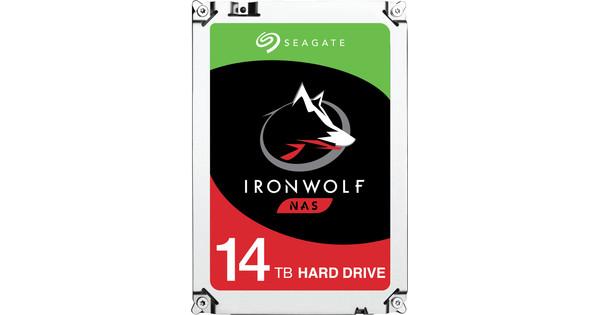 Seagate IronWolf 14TB
