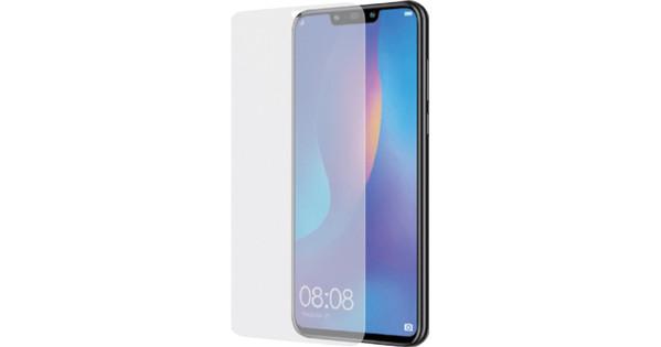 Azuri Protège-écran Curviligne en Verre trempé pour Huawei Mate 20 Lite