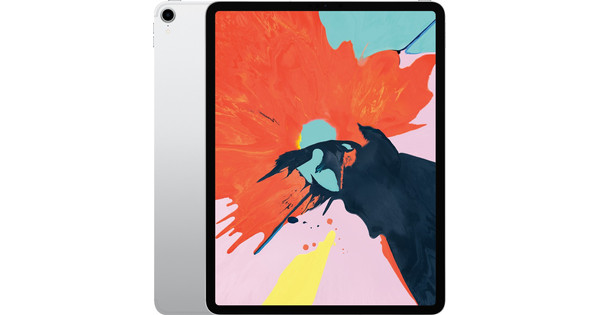 Apple iPad Pro (2018) 11 inch 64 GB Wifi Zilver