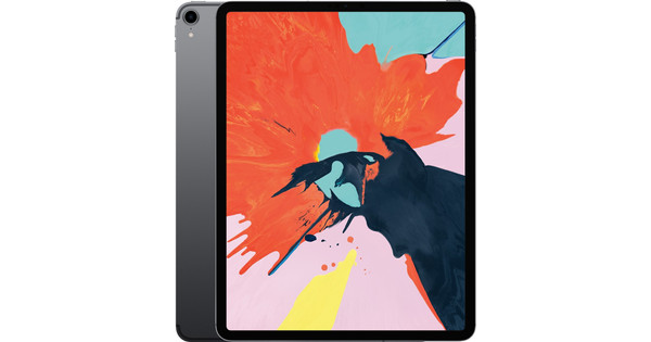 Apple iPad Pro (2018) 12.9 inch 256 GB Wifi Space Gray