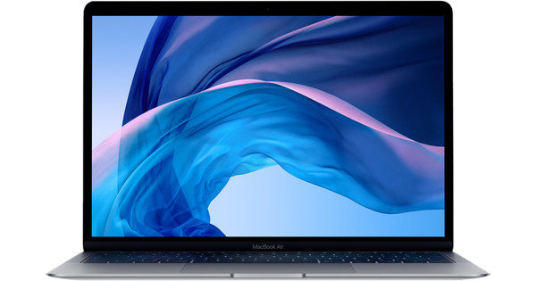 "Apple MacBook Air 13,3"" (2018) MRE92FN/A Space Gray Azerty"