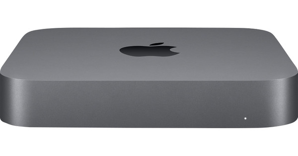 Apple Mac Mini (2018) 3,6GHz i3 8GB/256GB - 10Gbit/s Ethernet