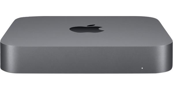 Apple Mac Mini (2018) 3,6GHz i3 16GB/256GB - 10Gbit/s Ethernet