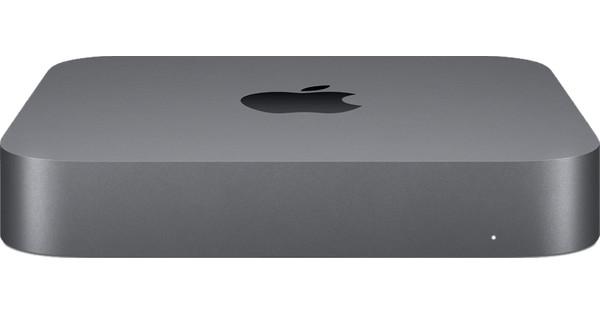Apple Mac Mini (2018) 3,2GHz i7 16GB/256GB - 10Gbit/s Ethernet