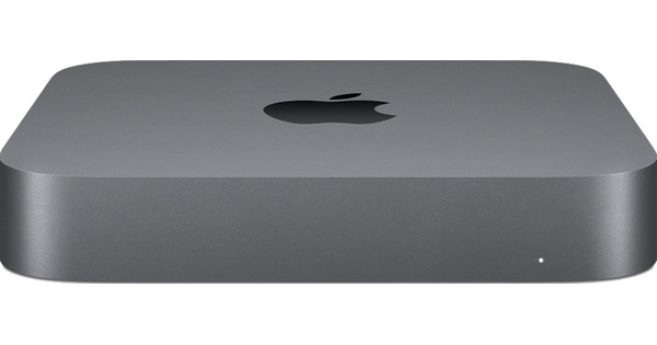 Apple Mac Mini (2018) 3,2GHz i7 32GB/256GB - 10Gbit/s Ethernet