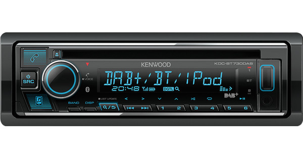 KENWOOD KDC-BT730DAB