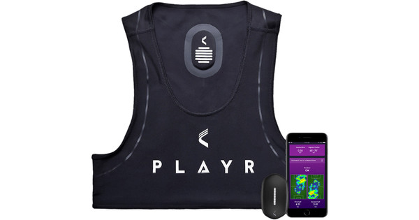 PLAYR Football GPS Tracker L