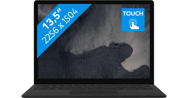Microsoft Surface Laptop 2 - i5 - 8 GB - 256 GB Black Azerty