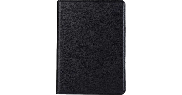 Just in Case Rotative 360 Apple iPad Pro 11 pouces (2018) Book Case Noir