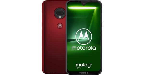 Motorola Moto G7 Plus Rood