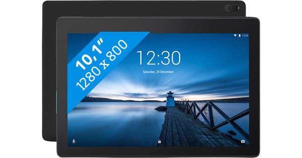 Lenovo Tab E10 2 Go 16 Go Wi-Fi Noir