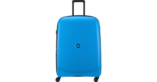 102,2 litres Bleu Metallique 76 cm DELSEY PARIS BELMONT PLUS Valise