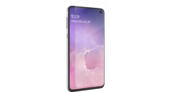 InvisibleShield Glass + Samsung Galaxy S10e Screen Protector Glass