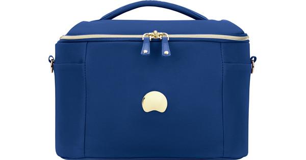 Delsey Montrouge Vanity case Bleu
