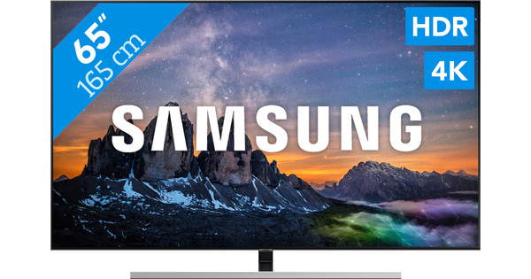 Samsung QE65Q80R - QLED